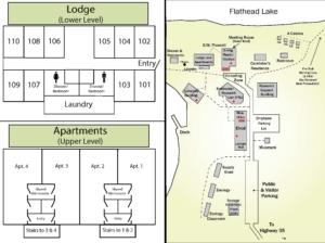 FLBS facilities map
