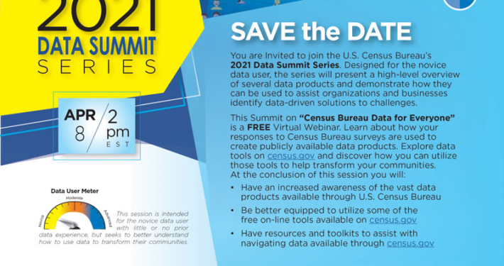 2021 Data Summit Save-the-Date