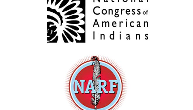 NCAI & NARF Logos